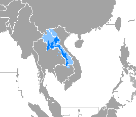 Lao language Tai–Kadai language official in Laos
