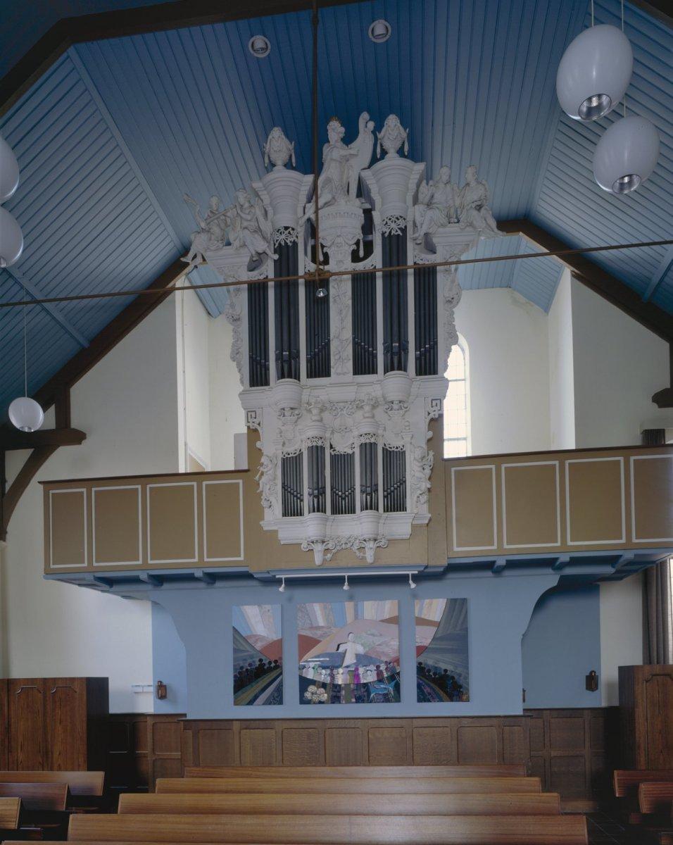 File:Interieur, aanzicht orgel - Noordwijk aan Zee - 20356818 - RCE ...