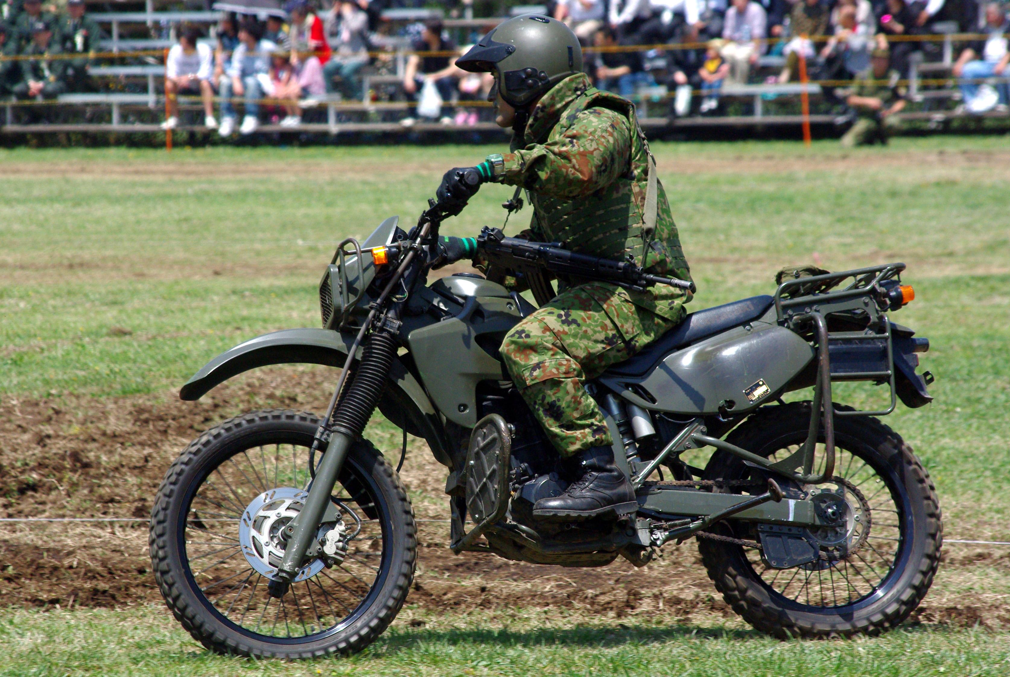 Kawasaki Dirt Bike Helmets