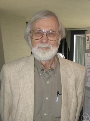 John Milnor at the Celebration of the 90th bir...