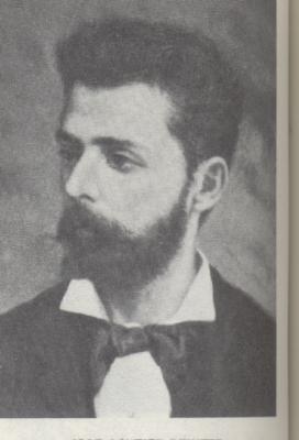 José Gautier Benítez.