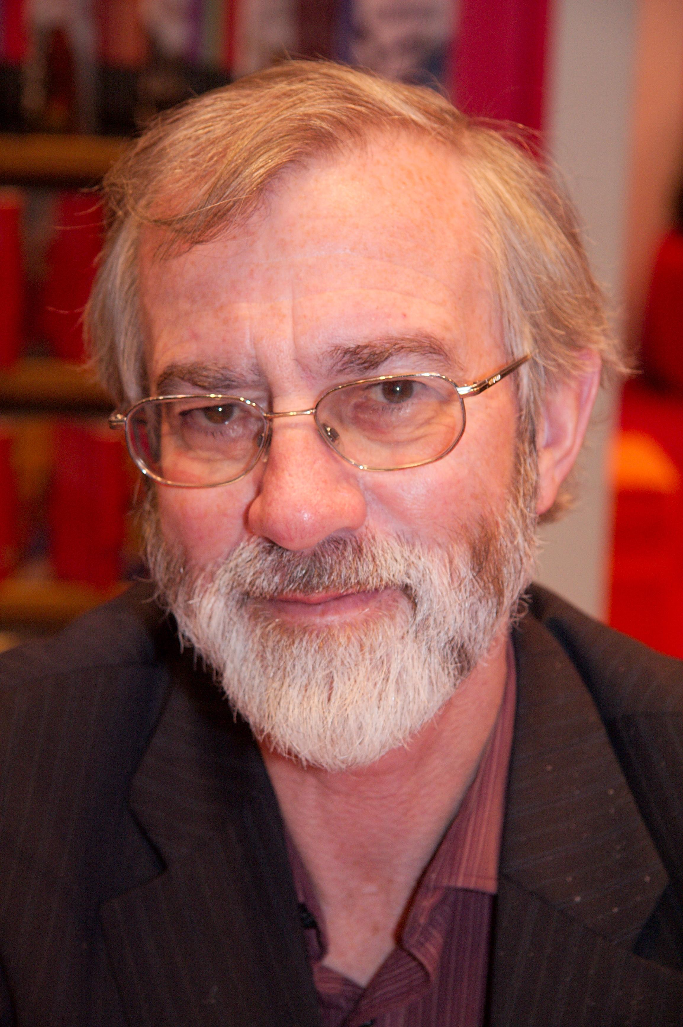 Delaney at Salon du livre 2008 (Paris, France)