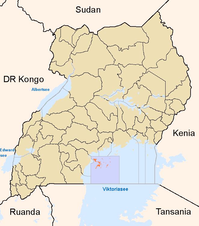 kalangala uganda