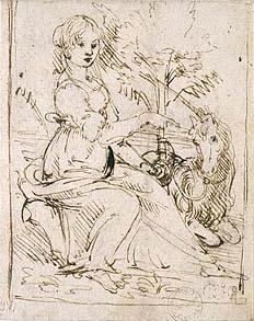 Lady with unicorn by Leonardo da Vinci.jpg