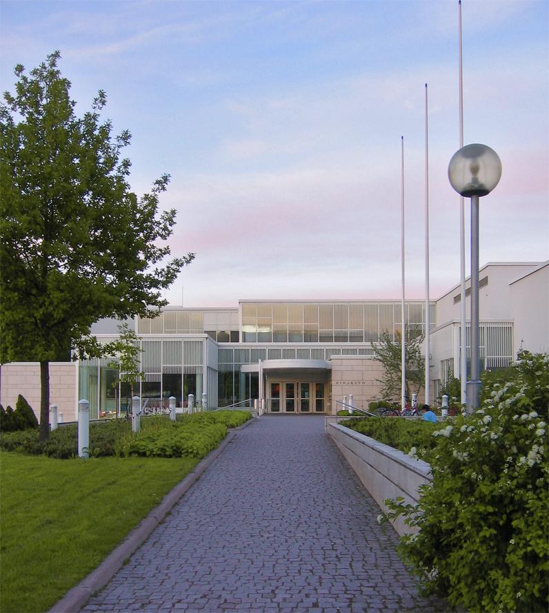 Lahti Pääkirjasto