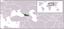 Location de Georgia