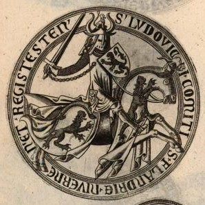 Louis I, Count of Flanders