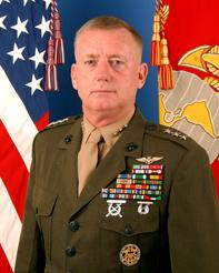 George J. Trautman III United States Marine Corps General
