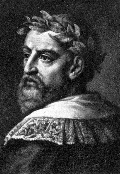 Depiction of Ludovico Ariosto