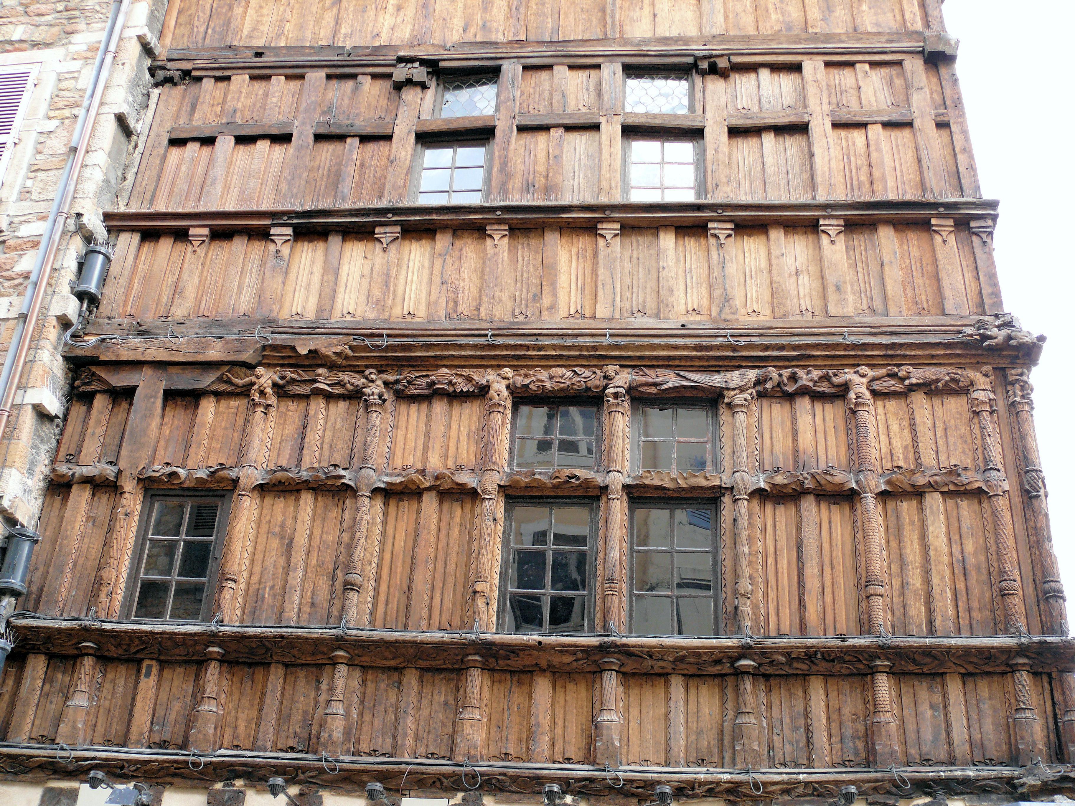 Maison de bois macon segu maison - La maison de bois macon ...
