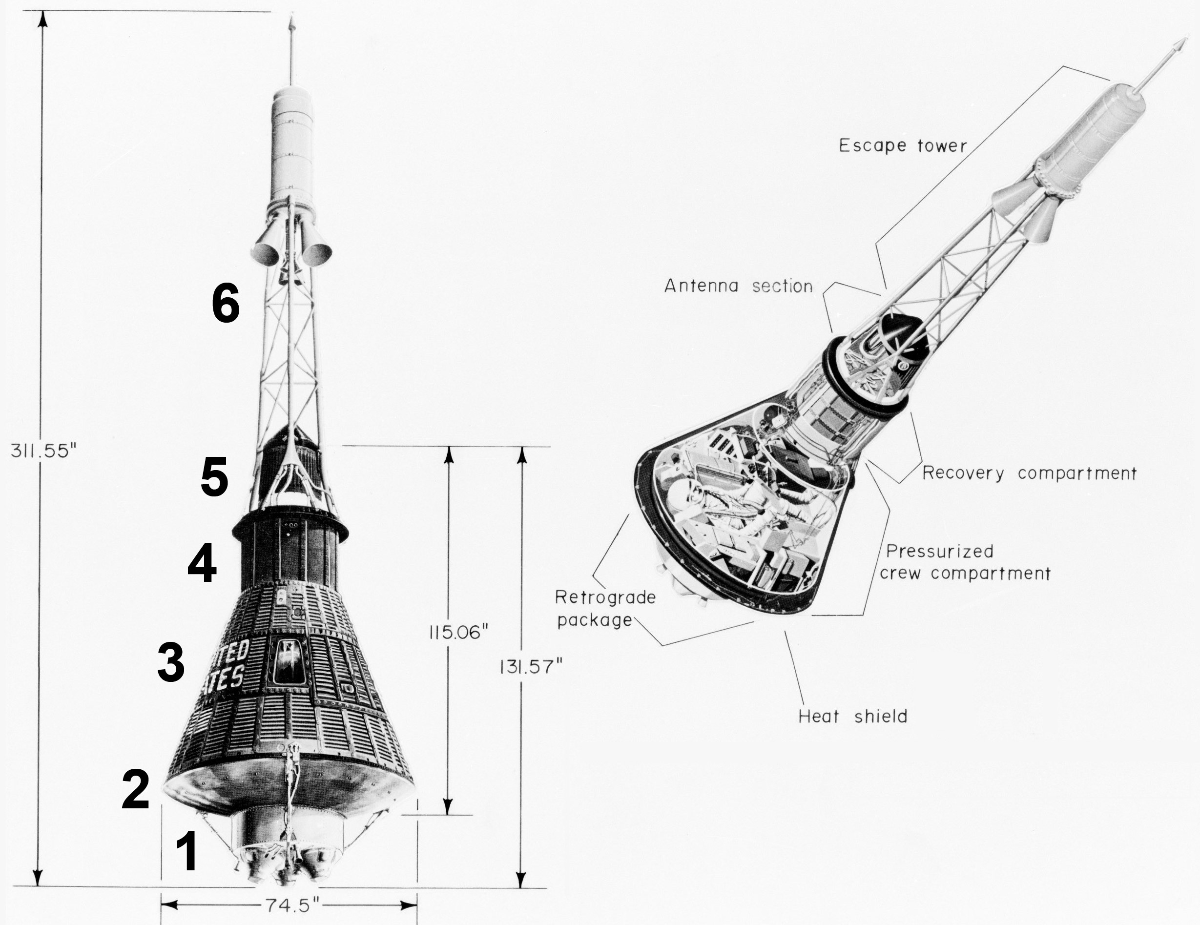 spacecraft cutaway - photo #21