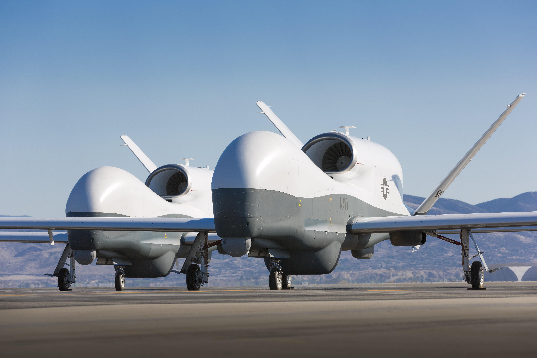 Navys MQ-4C Triton UAV Deploys, Reaching Early
