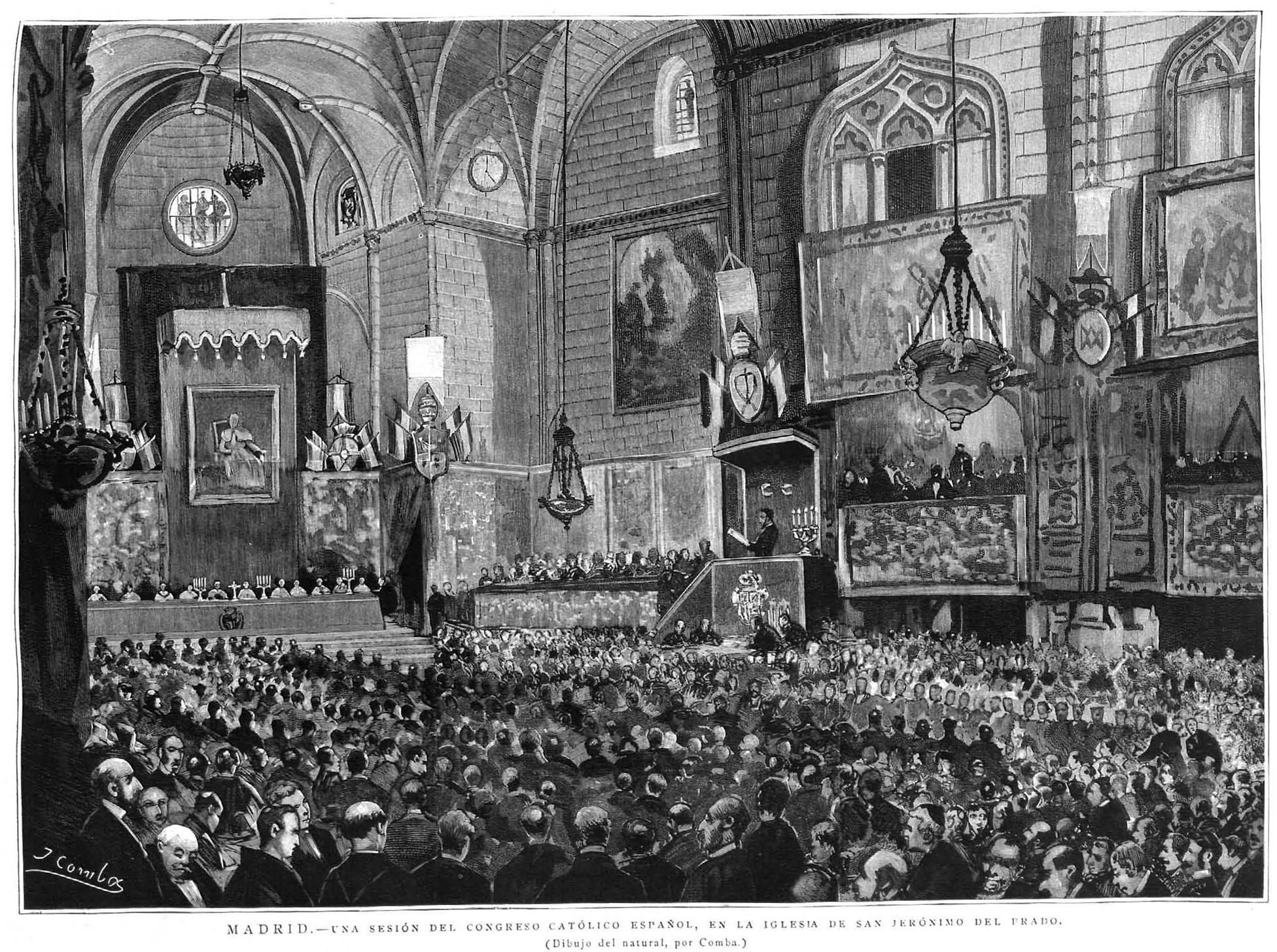 Resultado de imagen de congreso católico