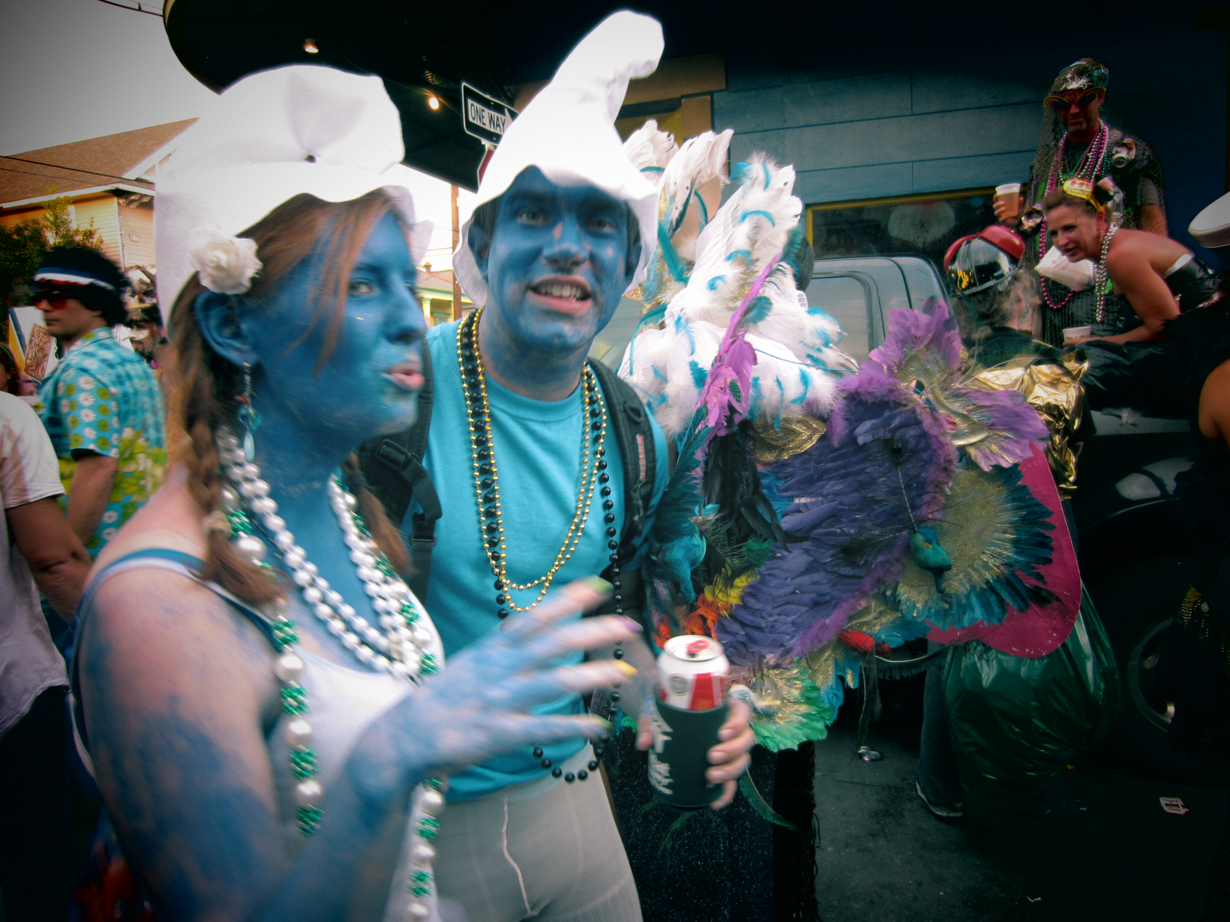 Fine How To Dress For Mardi Gras Theme Parties Photo - All Wedding ...