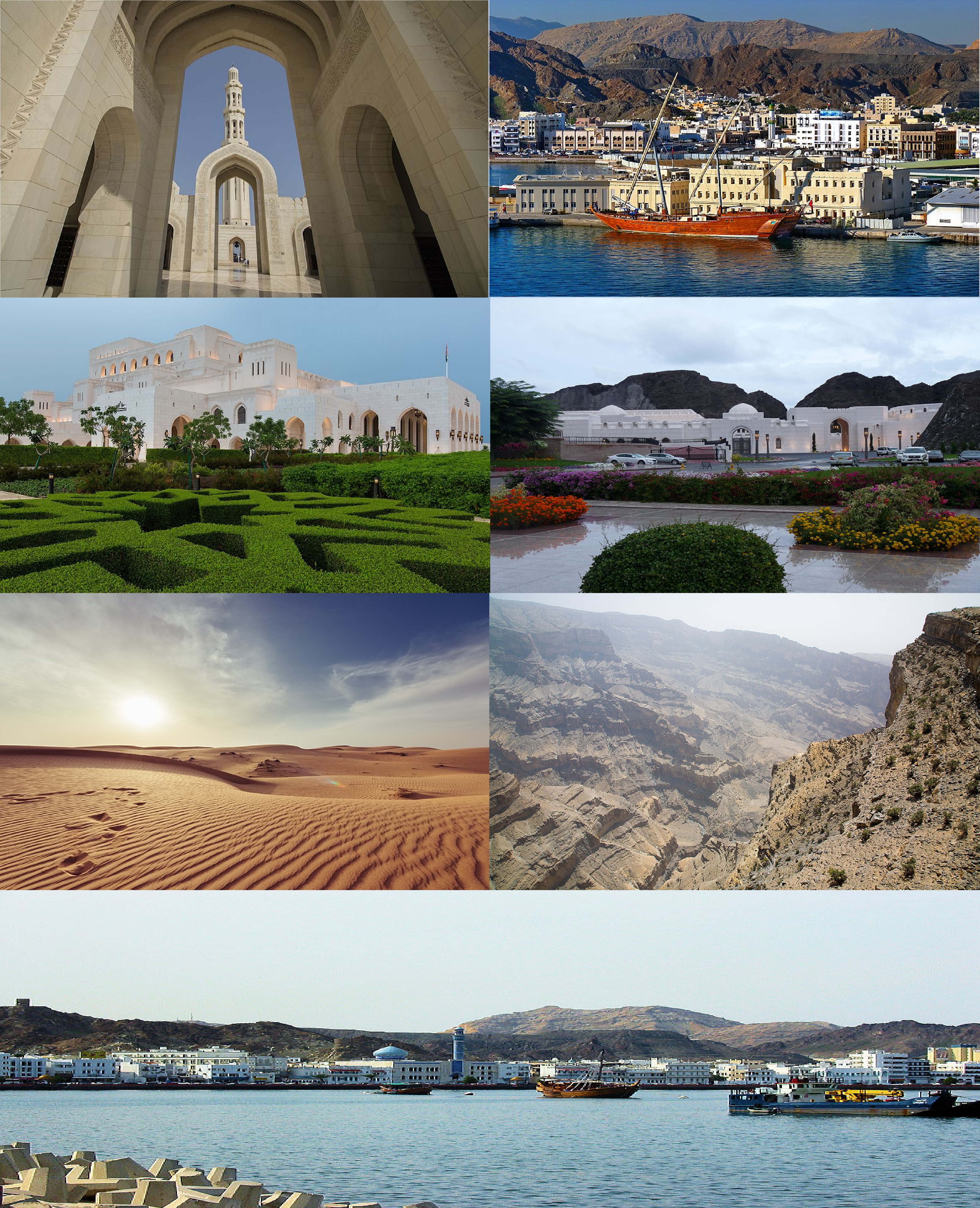 Oman – Travel guide at Wikivoyage