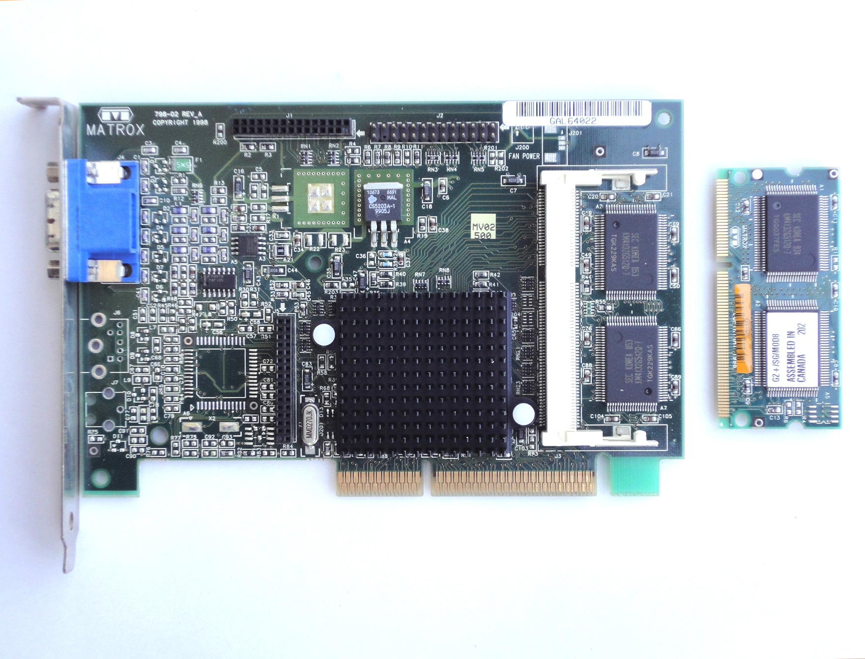 MATROX G200EW WINDOWS 7 DRIVER