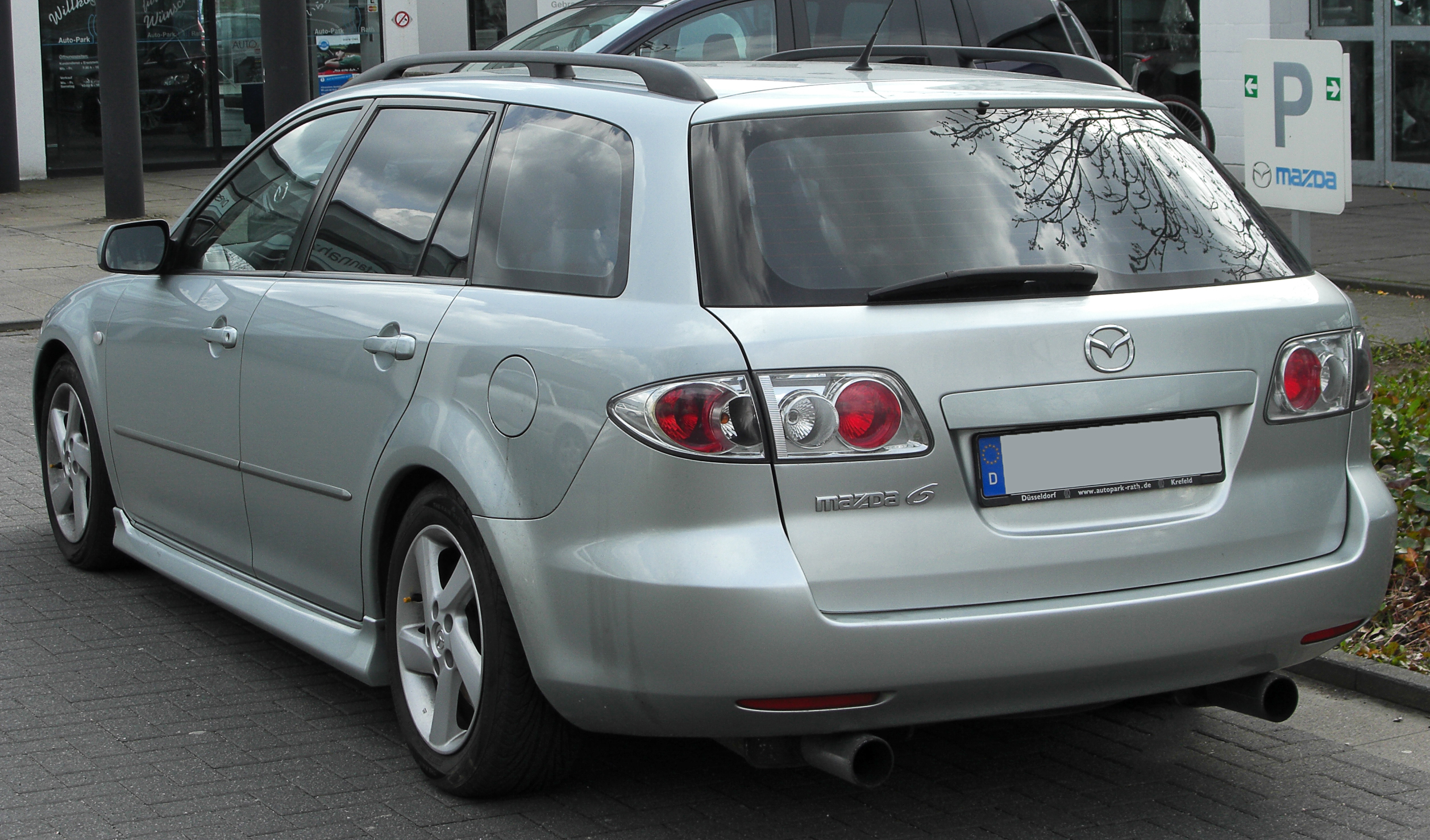 Mazda   Touring Wagon