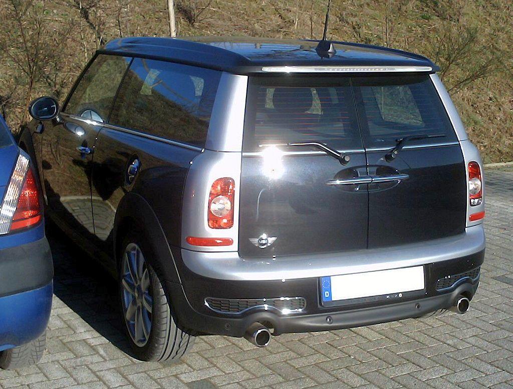 File Mini Clubman 2008 Jpg