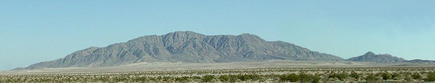 הר סיגנל בעמק אימפריאל