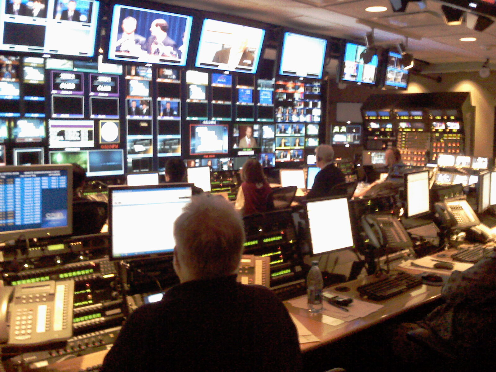 Control Room NBC News