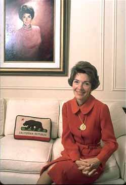File Nancy Reagan As First Lady Of California Jpg