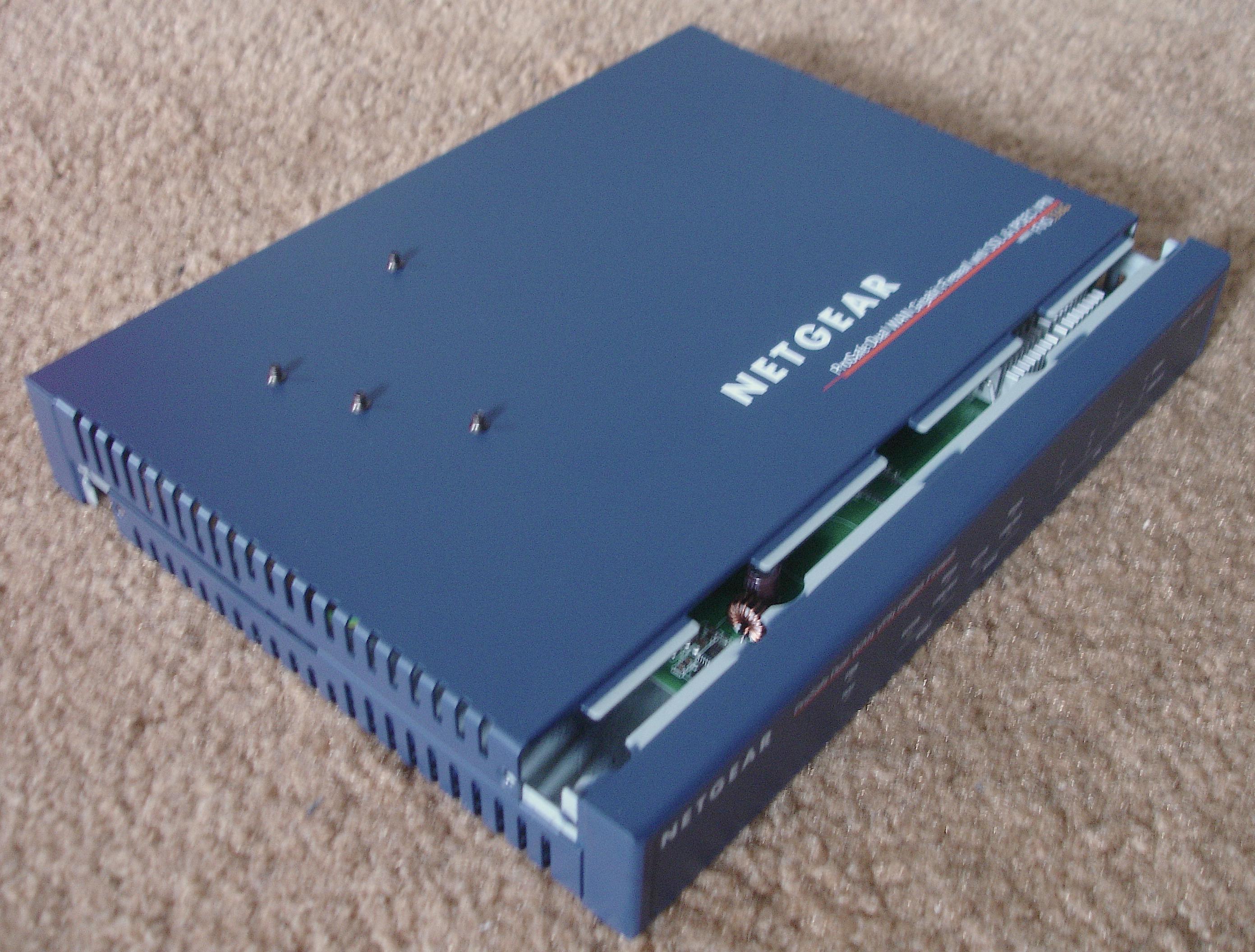 File:Netgear ProSafe Dual WAN VPN Gigabit Firewall FVS336G