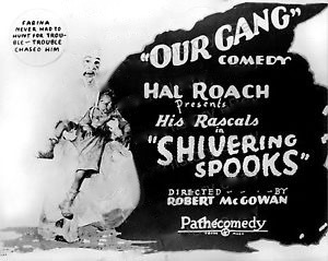 <i>Shivering Spooks</i> 1926 film