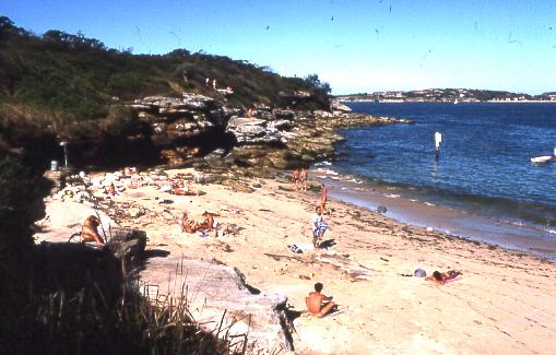 Obelisk Beach / New South Wales / Australia // World Beach