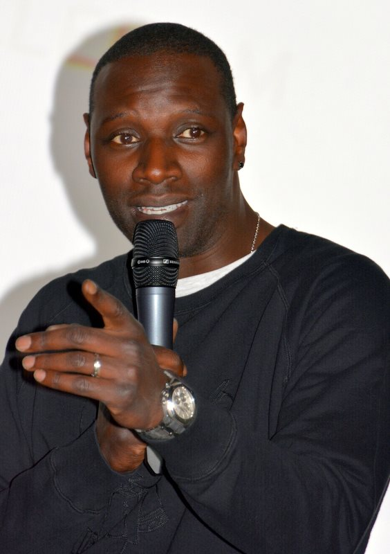 The 41-year old son of father (?) and mother(?) Omar Sy in 2019 photo. Omar Sy earned a unknown million dollar salary - leaving the net worth at 3 million in 2019