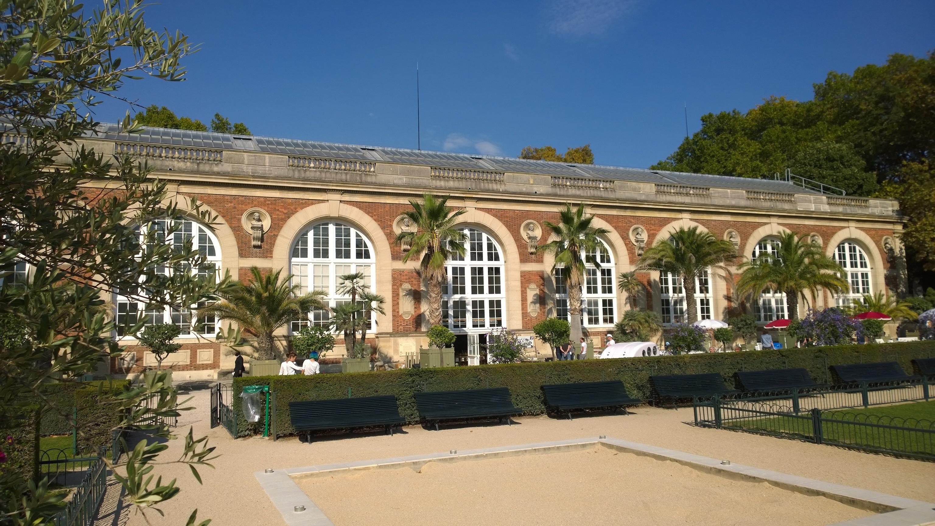 File Orangerie Du Jardin Du Luxembourg Paris France Panoramio 26