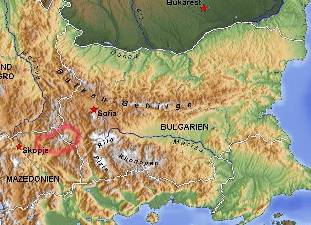 File Osogovo Mountain Bulgaria Balkan Topo De Jpg