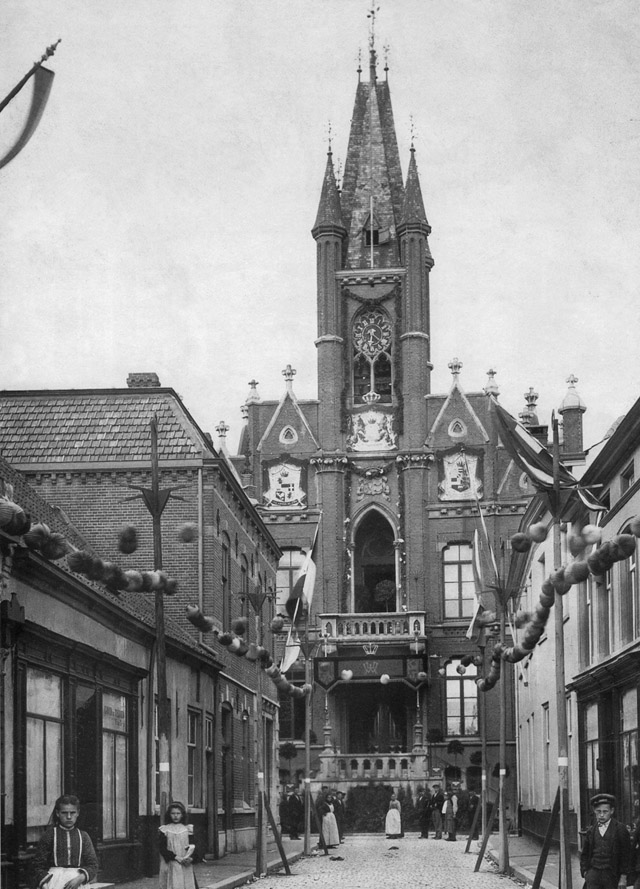 oude stadhuis (eindhoven) - wikipedia