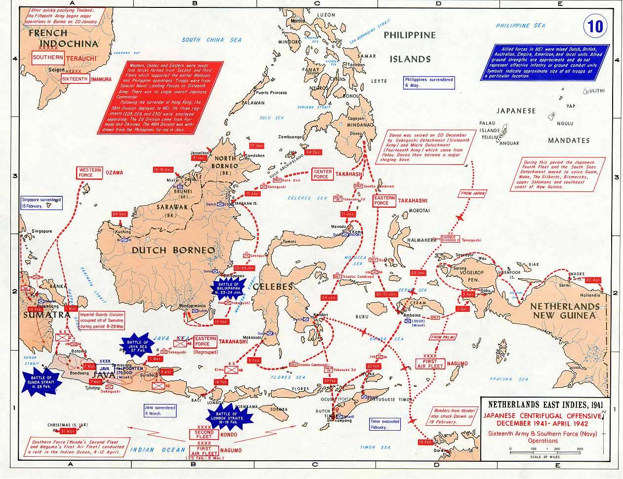 Datei:Pacific War - Dutch East Indies 1941-42 - Map.jpg ...