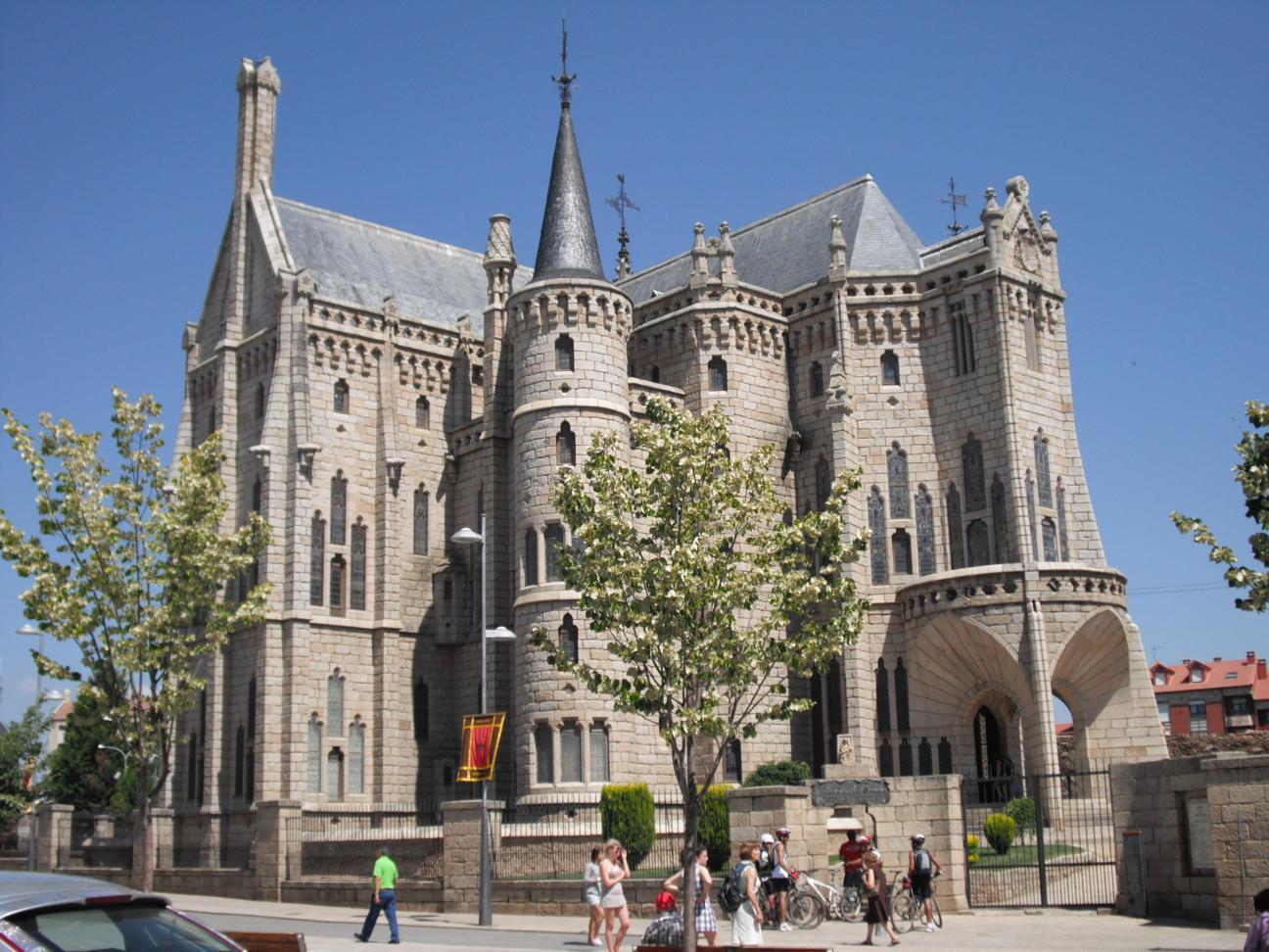 Leon Spain  City pictures : ... Episcopal de Astorga Astorga, León, Spain Wikimedia Commons