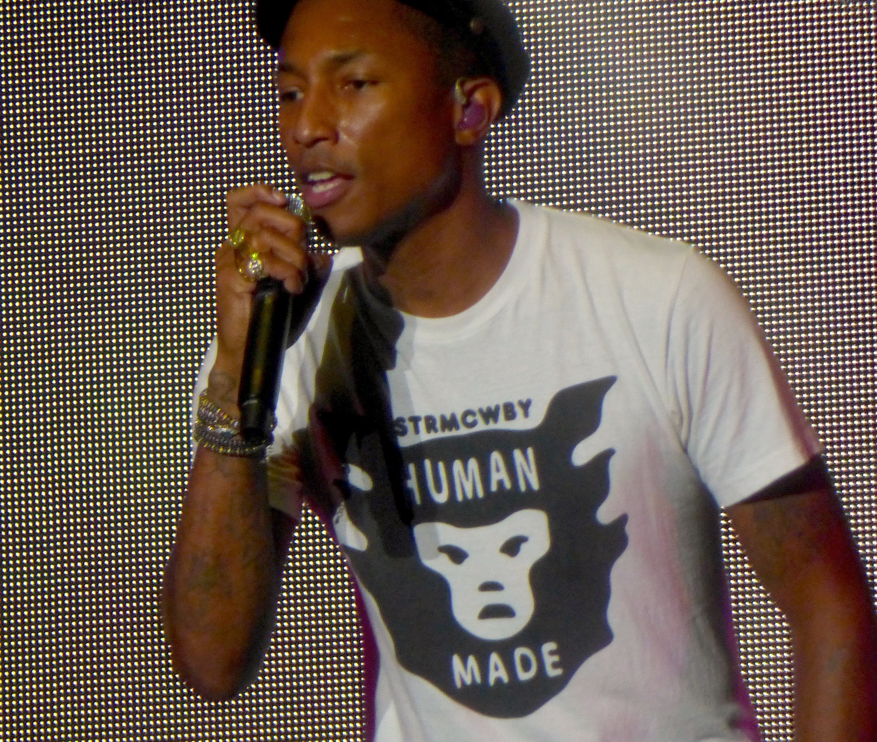 Pharrell Williams 2015