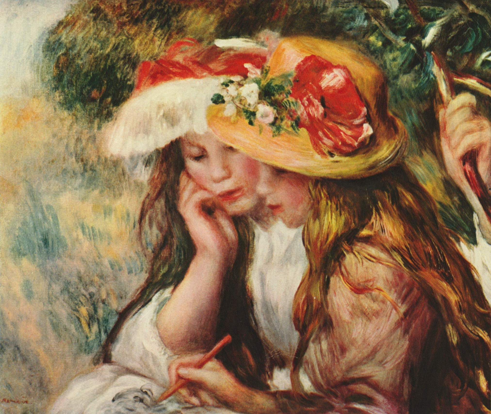 1000 images about pierre auguste renoir impressionist on for Auguste renoir