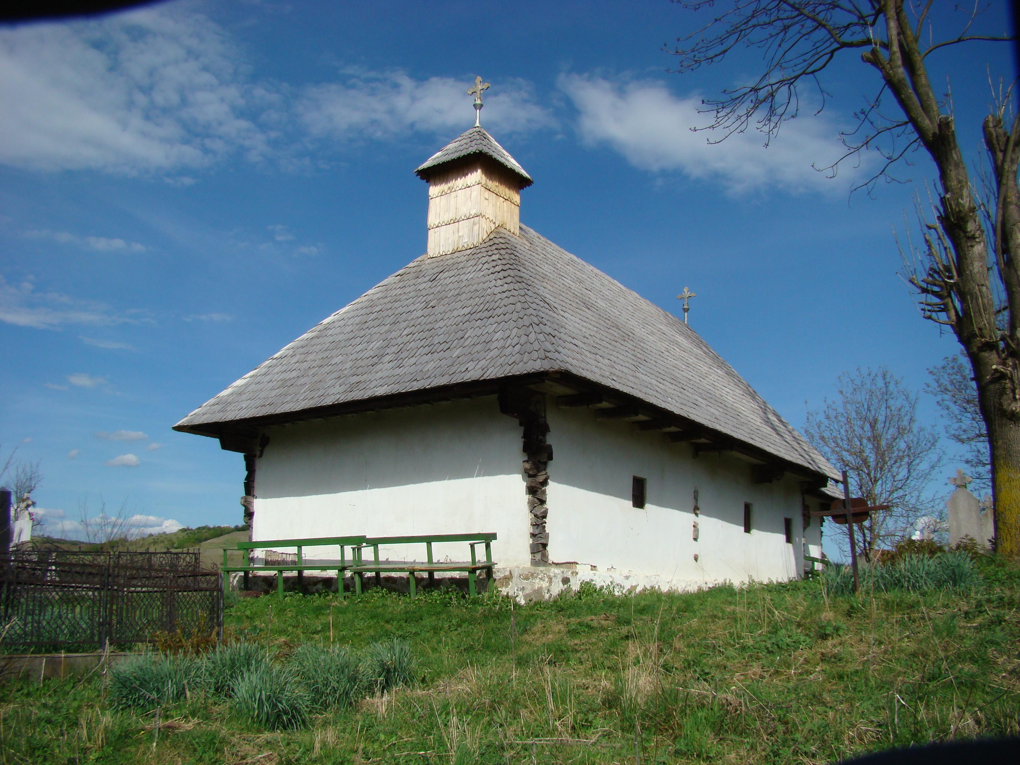 Biserica de lemn din Sângătin