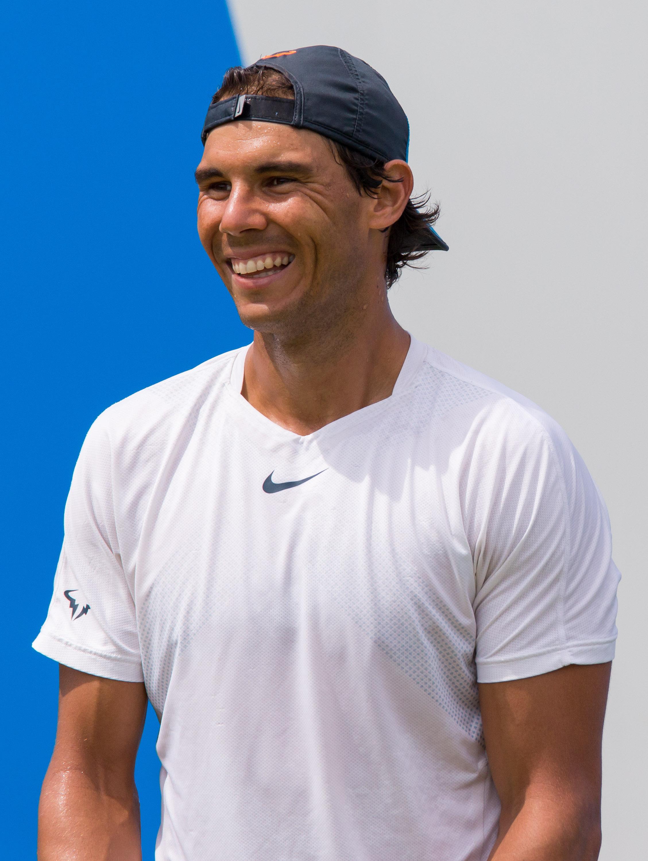 File Rafael Nadal 10 Aegon Championships London UK Diliff