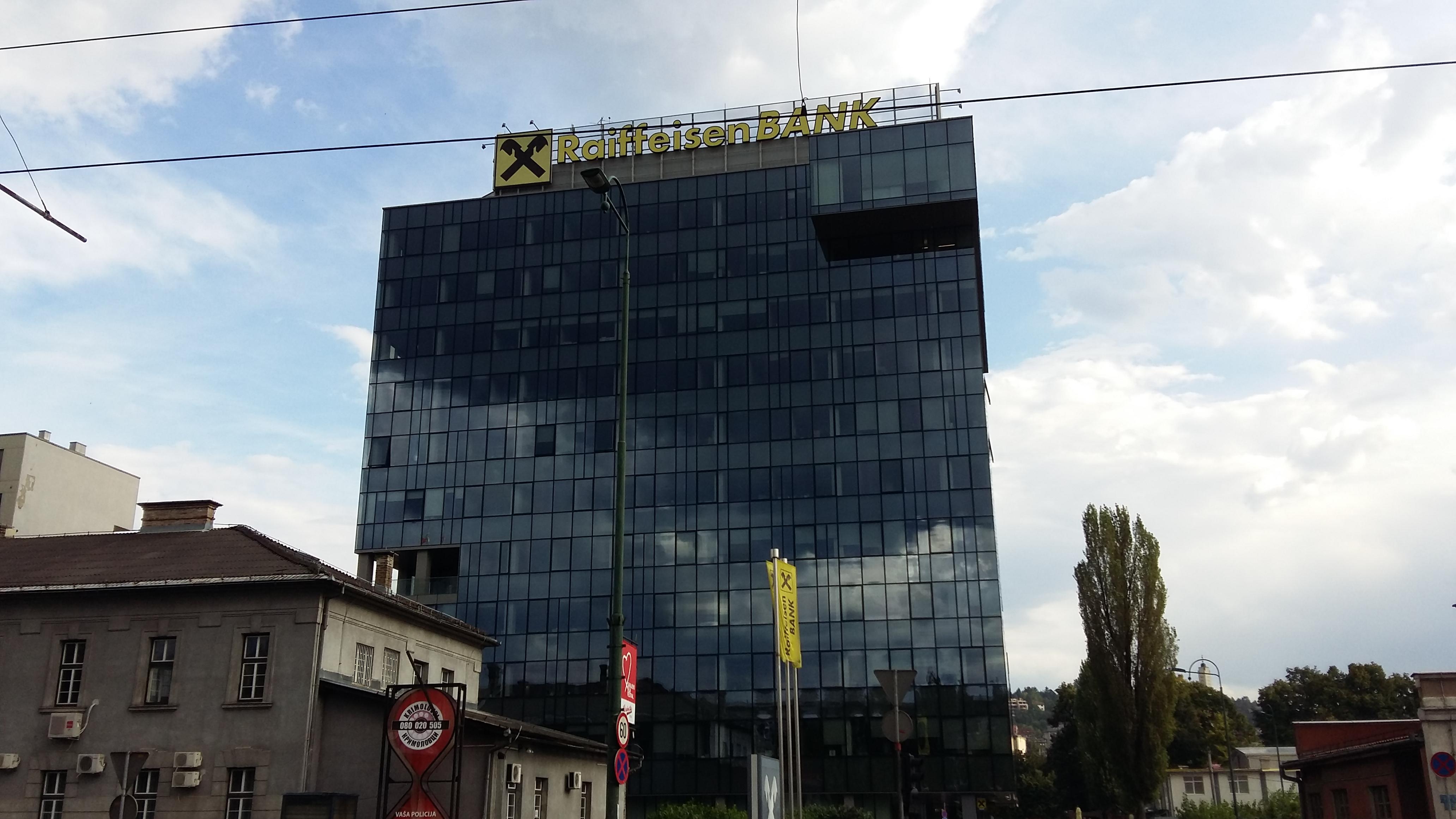 Raiffeisen Banka Sarajevo