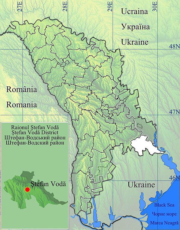 Talmaza ștefan Vodă Wikipedia