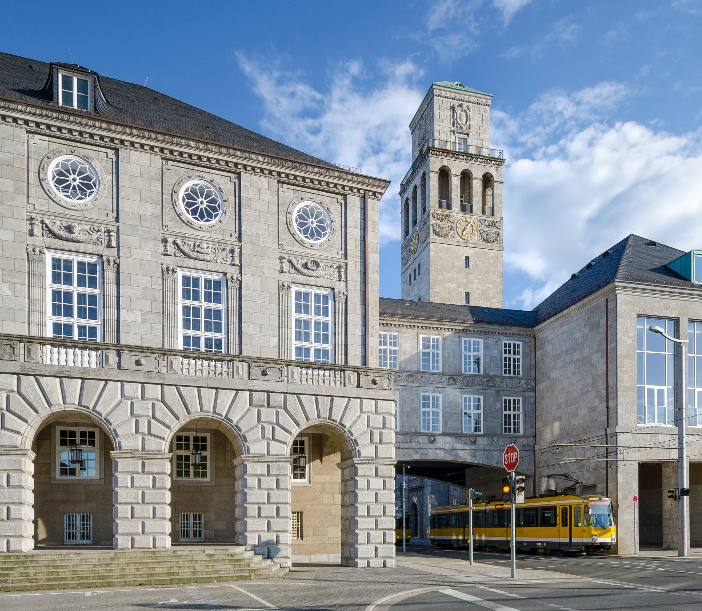 Historisches Rathaus Mülheim An Der Ruhr Wikipedia