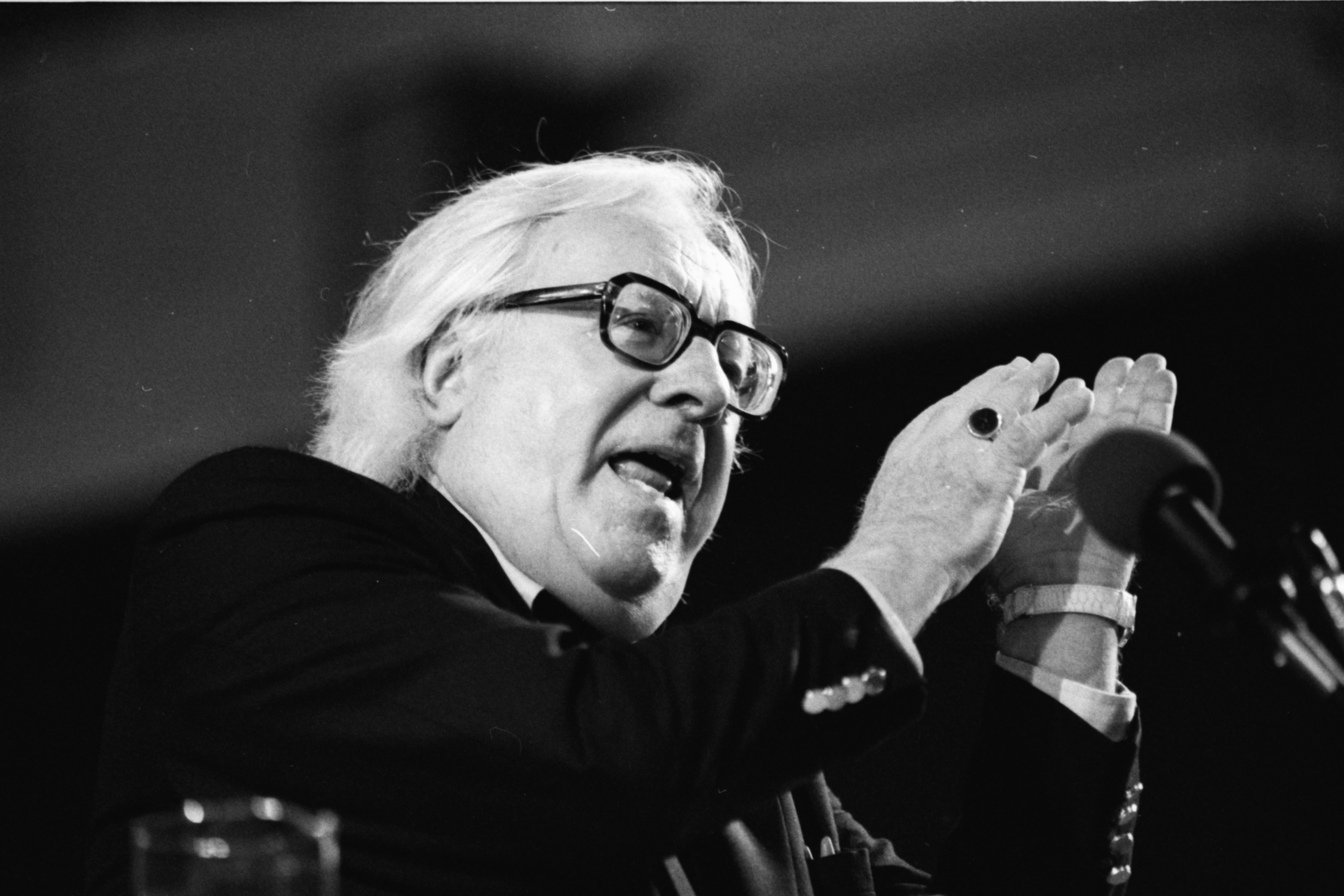 Ray Bradbury, Miami Book Fair International, 1990