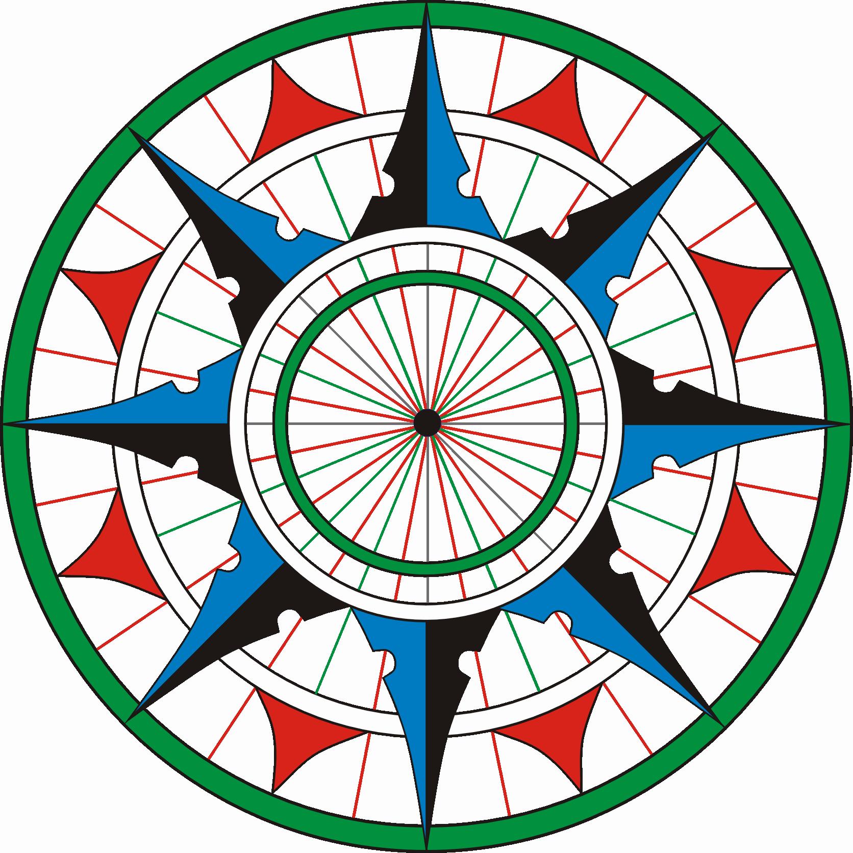 Round Wind In Retaining Ring