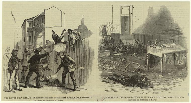 Incidents of the Occupation of New Orleans