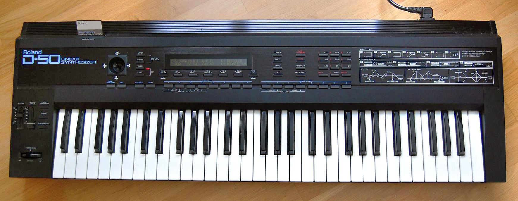 Roland D-50 - Wikipedia