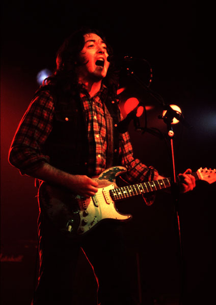 Rory gallagher irish tour deluxe