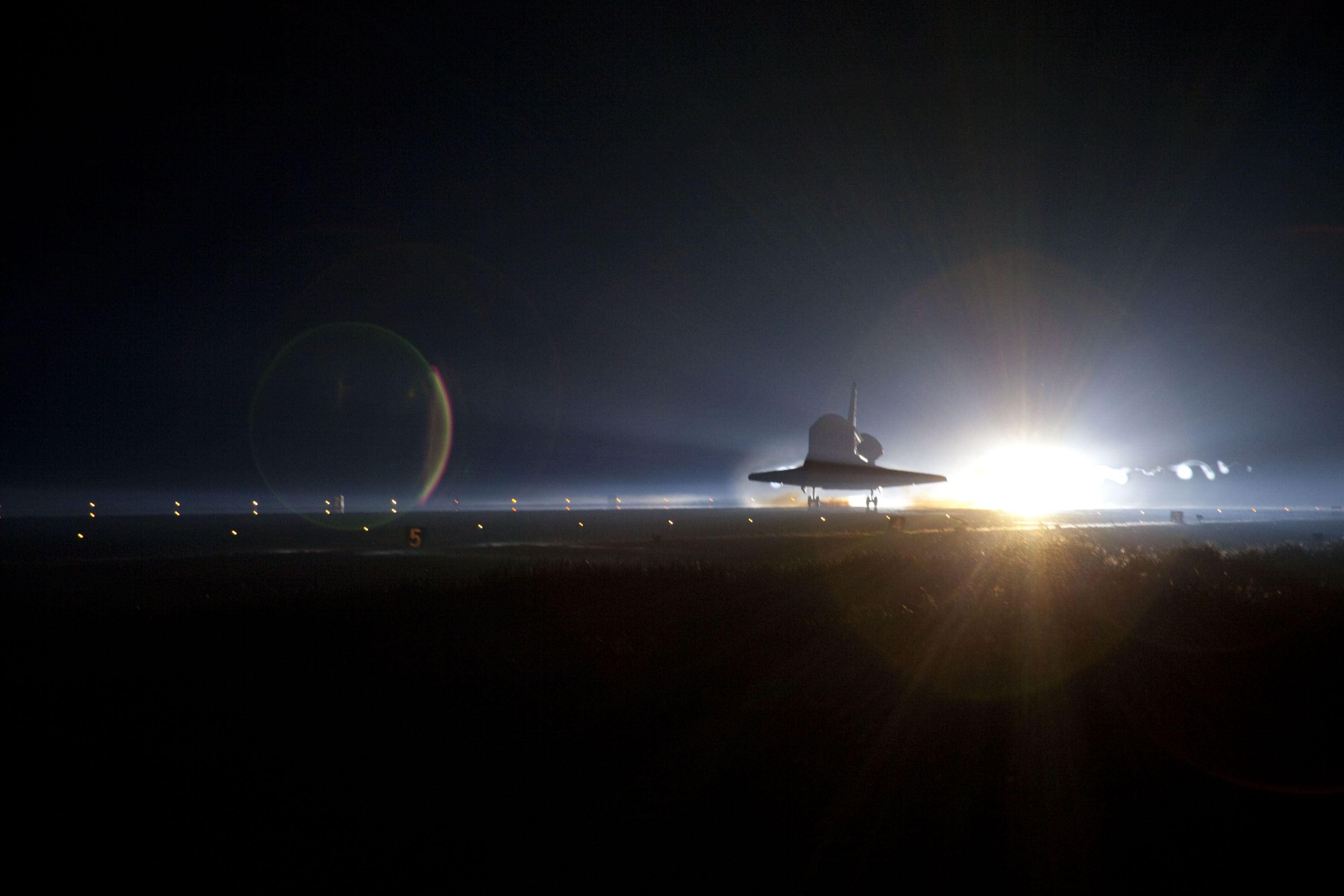 space shuttle landing facts - photo #16