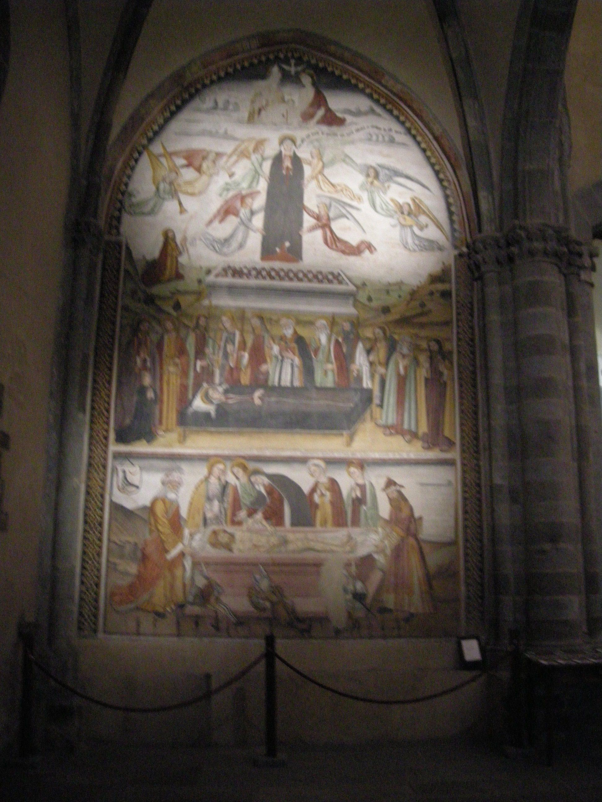 file sacra di san michele chiesa abbaziale interno 11