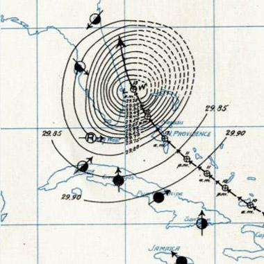 1899 San Ciriaco Hurricane