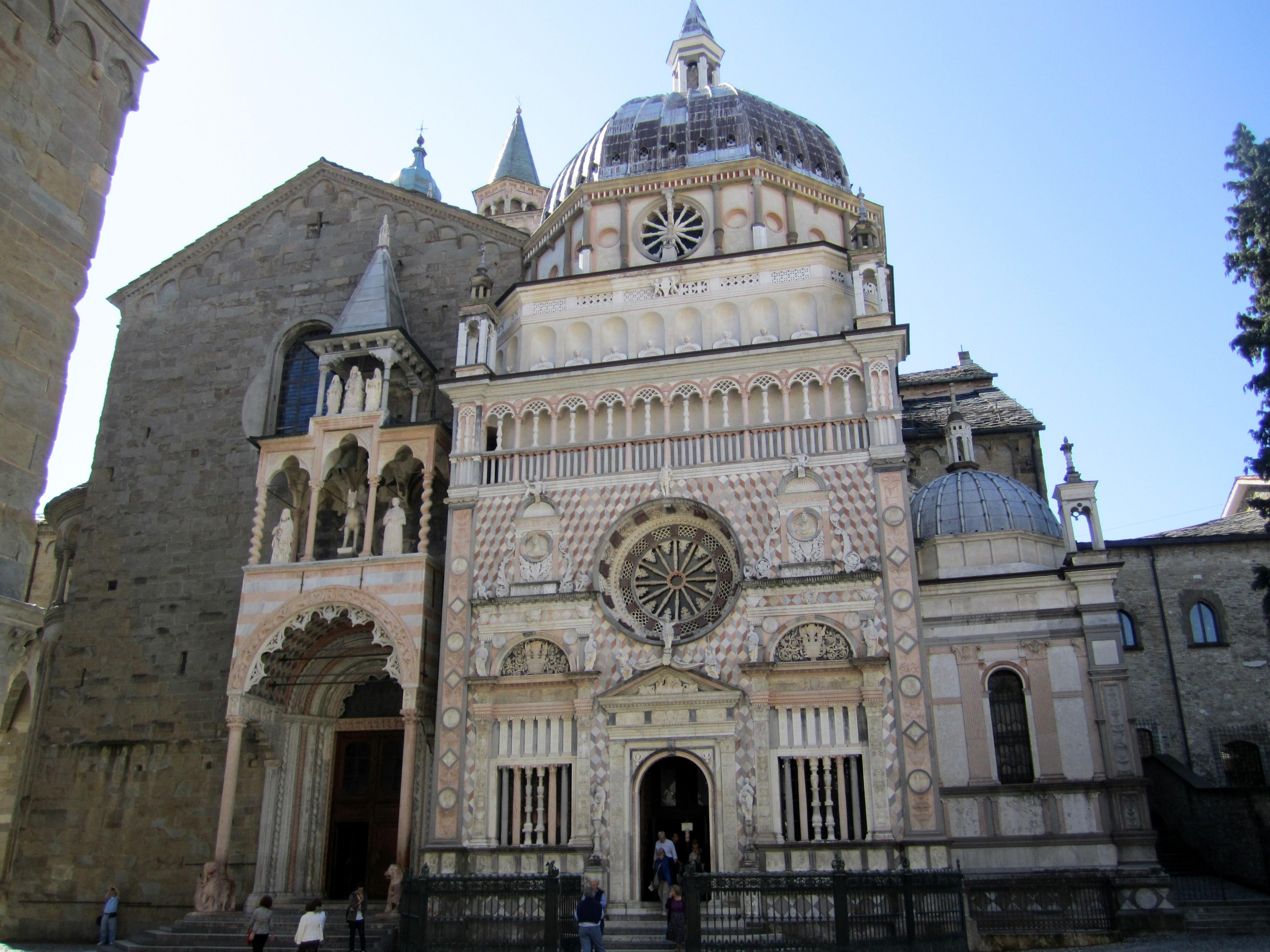 Image result for S Maria Maggiore bergamo